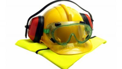 Safety/Boots/Gloves/Goggles